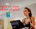What's on your workout playlist